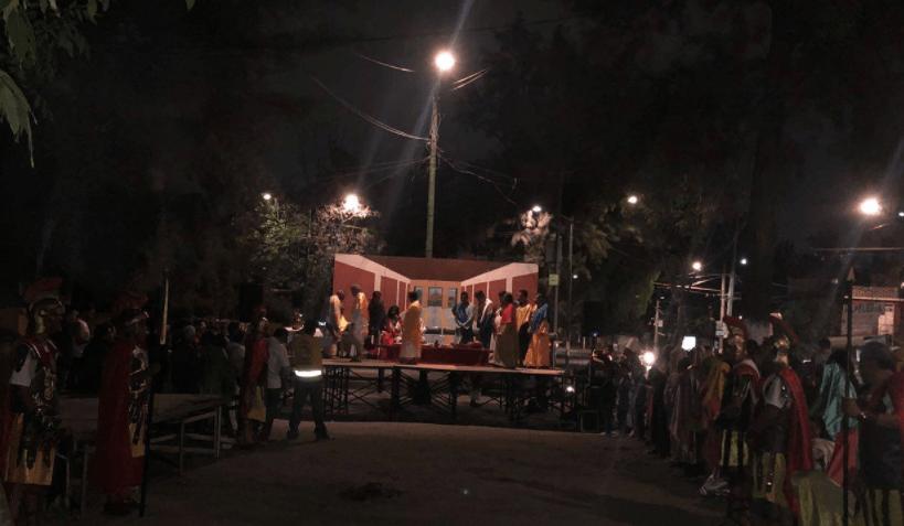 Así fue el jueves santo en Iztapalapa reportan saldo blanco