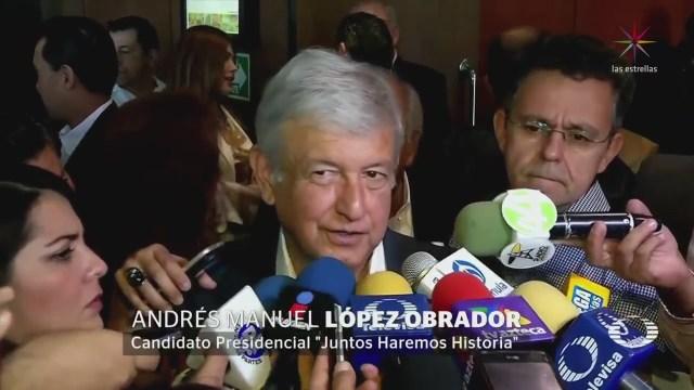 Revelan información sobre desafuero de López Obrador