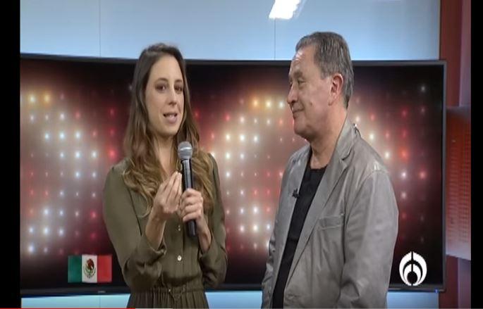 Ricardo Rocha reclama a Aristegui por entrevista a Sofía Niño
