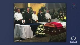 Rinden Homenaje Comandante Tamaulipas