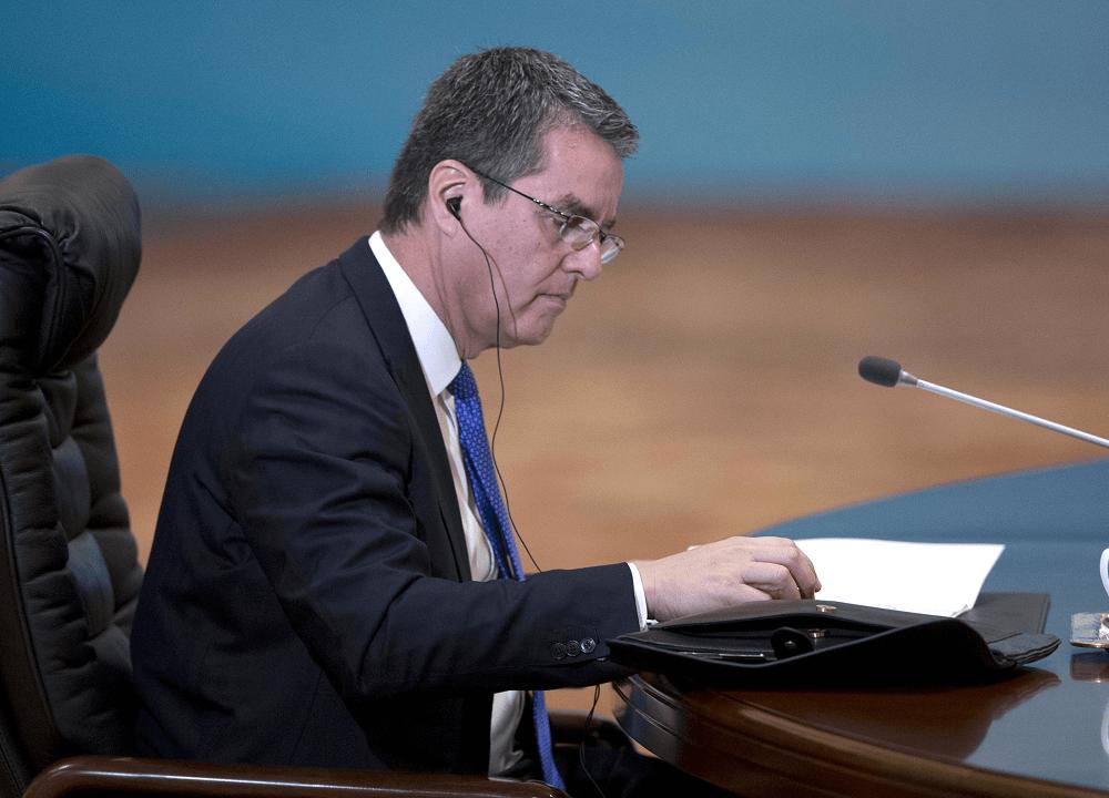Estados Unidos quiere reformas a la OMC, dice Roberto Azevedo