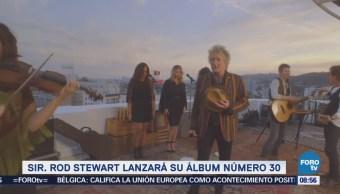 Rod Stewart lanzará su álbum número 30