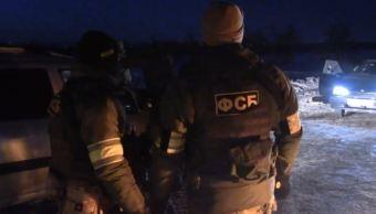 abaten terroristas saratov rusia servicio seguridad