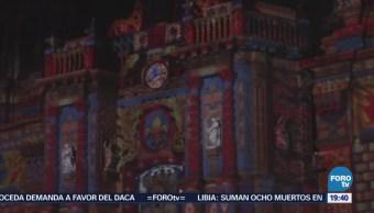 San Luis Potosí ilumina la Semana Santa