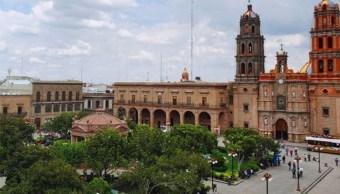 Representan la Pasión Viviente de Jesucristo en San Luis Potosí