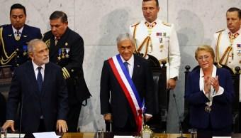 Sebastián Piñera asume las riendas de Chile por segunda vez