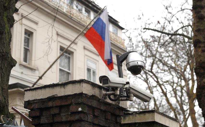 """""""Inaceptable"""" expulsión de 23 diplomáticos, dice la embajada rusa en Londres"""