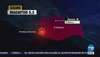 Sin daños tras sismo en la CDMX