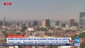 Sismo de 5.3 en Oaxaca no ameritó activar alerta en CDMX