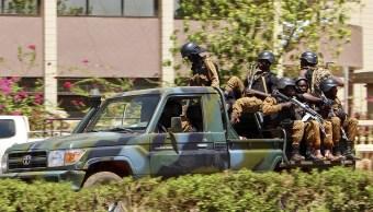 Siete soldados muertos en ataque terrorista en Burkina Faso, según Gobierno