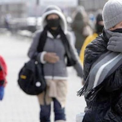 Habrá un frente frío a la semana durante el resto del 2018
