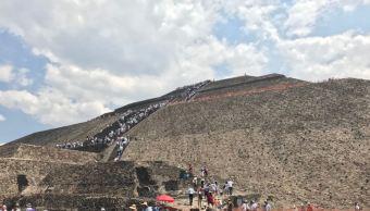 Venden alcohol a fuera de Teotihuacán, argumentan anuencia de las autoridades
