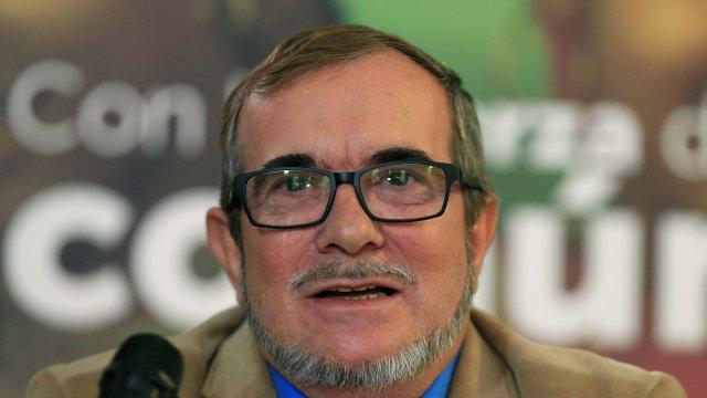 Timochenko sufre infarto Colombia pero su condición es estable