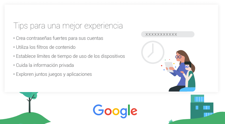 Family Link, app de Google para ayudarte a explorar tecnología en familia