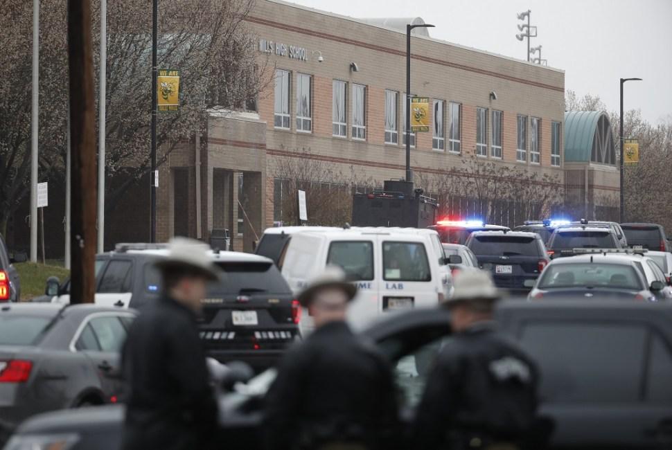 Fallece autor de tiroteo de secundaria en Maryland