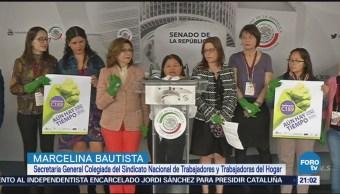 Trabajadores domésticos piden reconocer convenio que protege sus derechos laborales