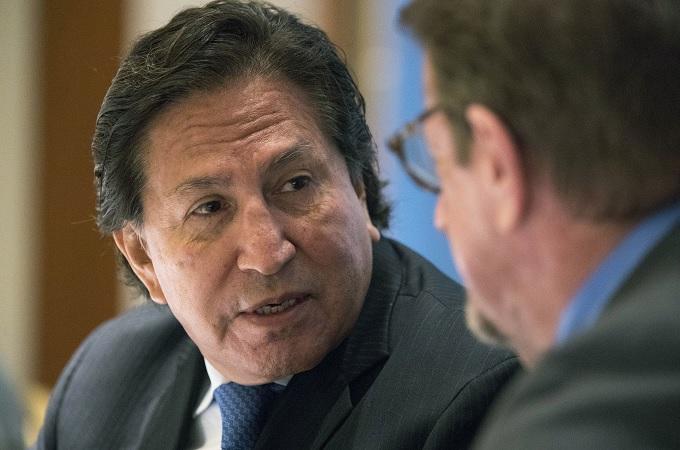 Tribunal peruano congela cuentas bancarias expresidente Toledo