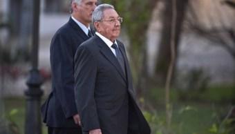 Congresistas Florida piden Trump rechazar sucesor Raúl Castro