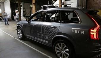 Uber no renovará permiso coches autónomos California
