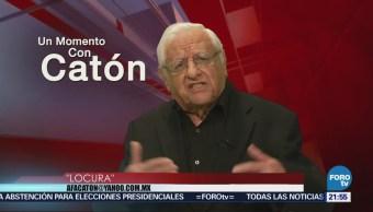 Un momento con Armando Fuentes 'Catón' del 16 de marzo