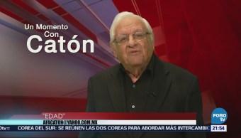 Un momento con Armando Fuentes 'Catón' del 19 de marzo