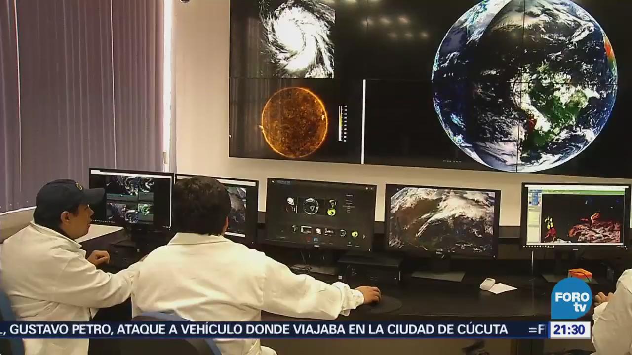 UNAM inaugura el Laboratorio Nacional de Observación de la Tierra
