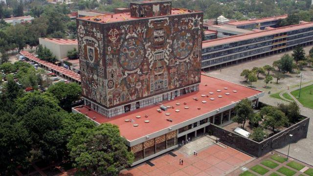 Alumnos de ingeniería de la UNAM ganan torneo de robótica