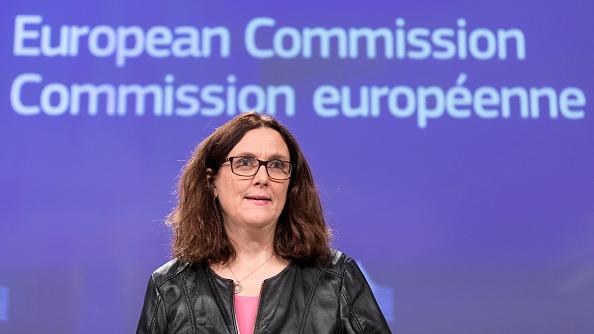 La Unión Europea amenaza con imponer aranceles a Estados Unidos