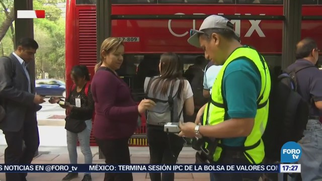 Usuarios L7 Metrobús Reportan Lentitud Servicio