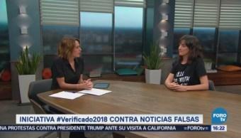 Verificado 2018, Combate Noticias Falsas Marco Electoral