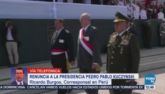 Video escándalos desencadenan renuncia de Pedro Pablo Kuczynski en Perú