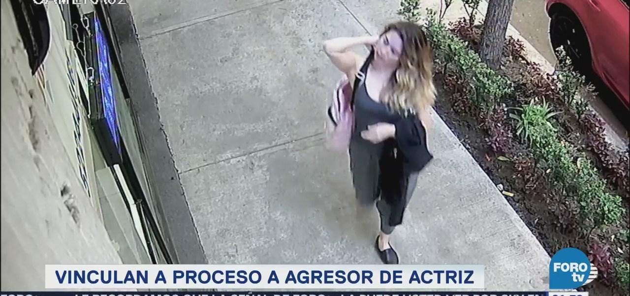 Vincula a proceso a presunto agresor de Fernanda Ostos