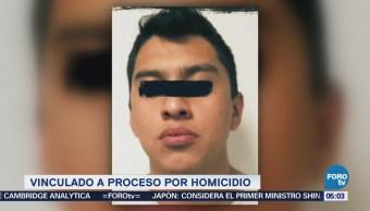Vinculan a proceso a Daniel Uribe Reyes por feminicidio