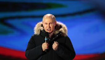 Vladimir Putin es un líder universal