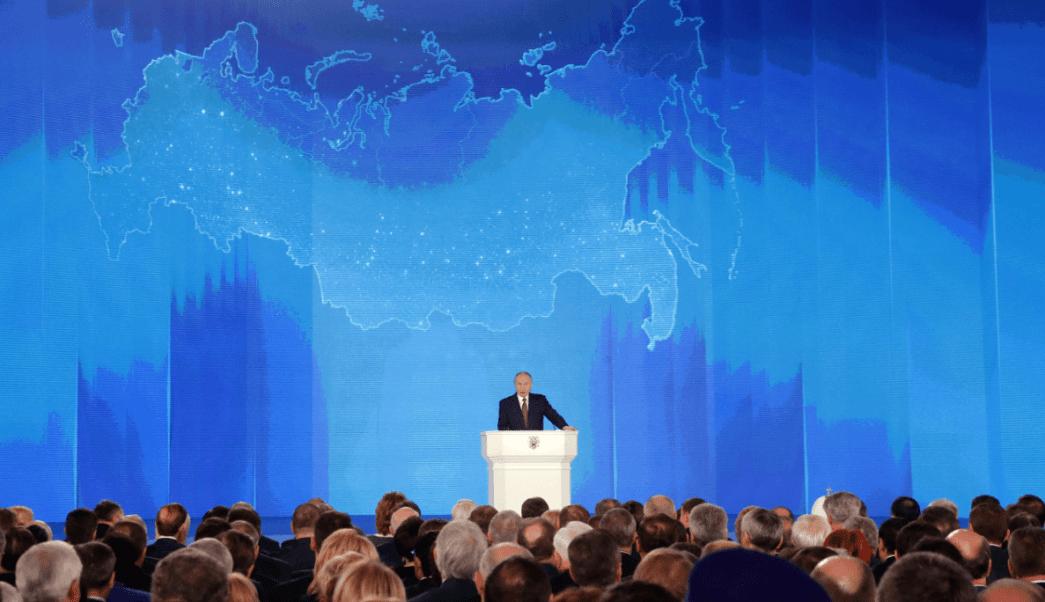 Putin presenta armamento nuclear que hace inútil el escudo antimisiles