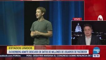 Zuckerberg admite errores y prepara cambios en Facebook