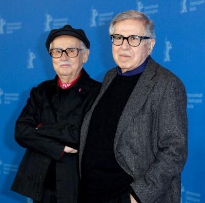 Muerte de Vittorio Taviani deja a Italia huérfana de íconos de la cinematografía