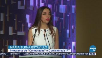 Presentan Iniciativa Conectadas 40 Mujeres Líderes Industrias
