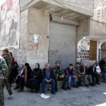 Tropas sirias toman total control de Duma anuncia Rusia