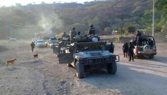 Habitantes de San Miguel Totoloapan rechazan vínculo con El Tequilero