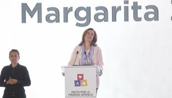 TEPJF avala aumentar financiamiento de campaña de Margarita Zavala