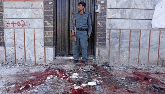 Ataque a centro de registro de votantes deja 31 muertos en Kabul, Afganistán