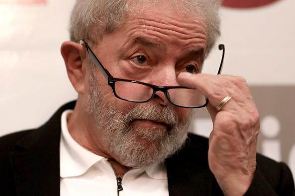 Hubo manifestaciones a favor del expresidente Lula da Silva — Brasil