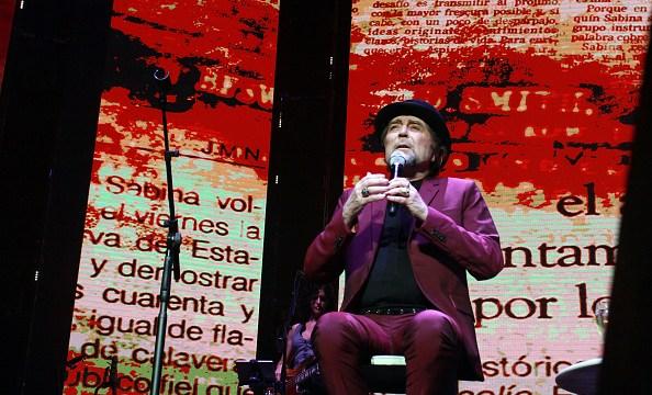 Joaquín Sabina recibe el alta hospitalaria tras problema circulatorio