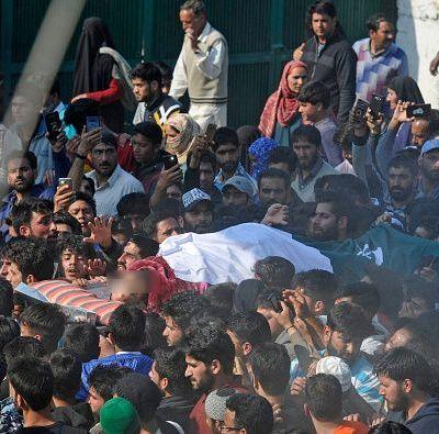 Al menos 20 muertos dejan enfrentamientos en Cachemira