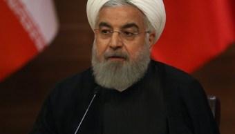 Países occidentales no quieren estabilidad en Siria, asegura presidente de Irán