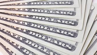 Dólar cierra con ligera pérdida; se vende en 18.85 pesos en bancos de la CDMX