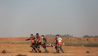 Ejército israelí investigará la muerte de palestinos en protestas en Gaza