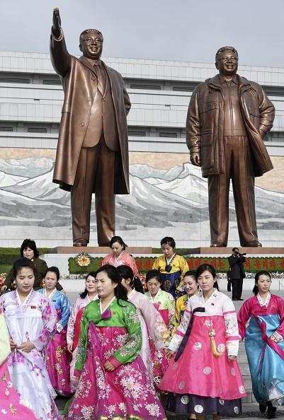 Norcorea conmemora 106 aniversario del natalicio del fundador del país, Kim Il-sung