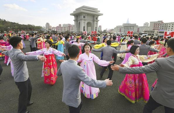 Pyonyang celebra natalicio de Kim Il-sung